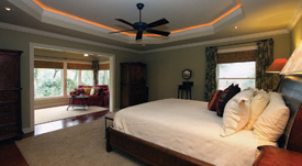 Interior photo of 1193 Chersonese Round, a luxury home in Mount Pleasant, SC.